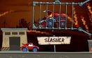 大卡車吃小汽車2加強無敵版遊戲 / 大卡車吃小汽車2加強無敵版 Game