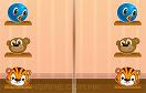 動物鏡像匹配遊戲 / 動物鏡像匹配 Game