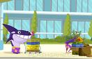 鯊魚服務生遊戲 / Suitcase Sling Game