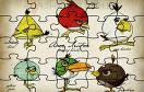 憤怒的小鳥表情拼圖遊戲 / 憤怒的小鳥表情拼圖 Game