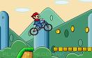 超級瑪麗極限單車遊戲 / Mario BMX Game