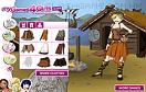 維京海盜美眉遊戲 / Viking Dress Up Game
