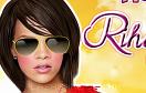 明星蕾哈娜遊戲 / Rihanna Celebrity Makeover Game