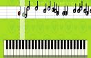 國慶鋼琴打字遊戲 / 國慶鋼琴打字 Game