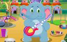 照顧頑皮小象遊戲 / Cute Jumbo Care Game