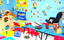 小女孩的遊戲室遊戲 / Kids Playroom Hidden Objects Game