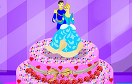 灰姑娘的蛋糕裝飾遊戲 / 灰姑娘的蛋糕裝飾 Game