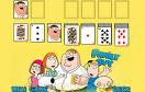 瘋狂一家人棋牌版遊戲 / 瘋狂一家人棋牌版 Game