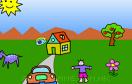 兒童填圖遊戲 / 兒童填圖 Game
