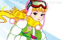 滑雪場運動服遊戲 / 滑雪場運動服 Game