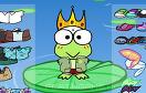 打扮青蛙王子遊戲 / Keroppi Dress Up Game