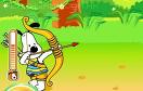 史努比射箭遊戲 / The Archery Game Game
