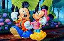 迪士尼情侶找字母遊戲 / 迪士尼情侶找字母 Game