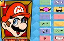 超級瑪利奧記憶臉型遊戲 / Mario Memory Game